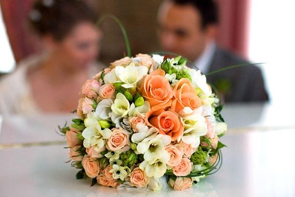 Букет невесты с доставкой по Москве
