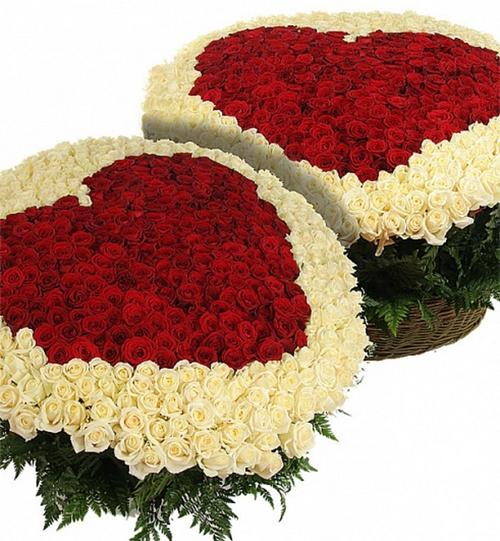 1000 и 1 роза, украшение торжеств