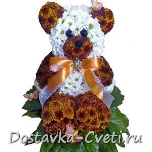 Цветочная композиция с доставкой по Москве