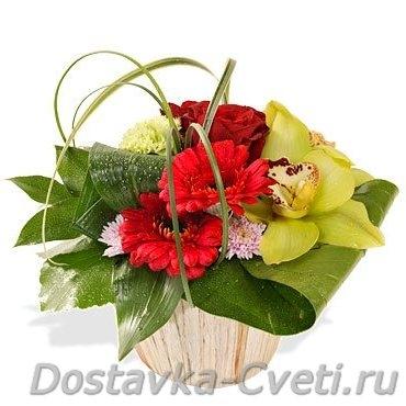Доставка цветов в москве через интернет