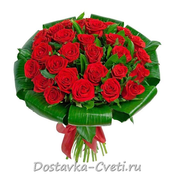 Букет цветов 31 роза