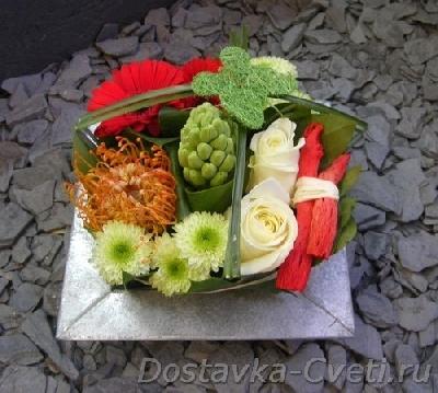 Как можно не только дешево купить розы (в том числе и букет из 101 розы), но и бесплатно доставить их по Москве?