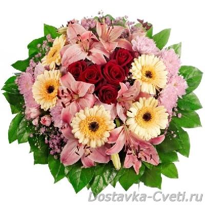 Доставка цветов по москве доставка