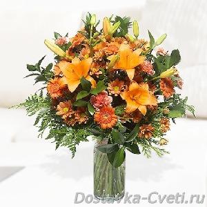 Цветы из ниток и иголки