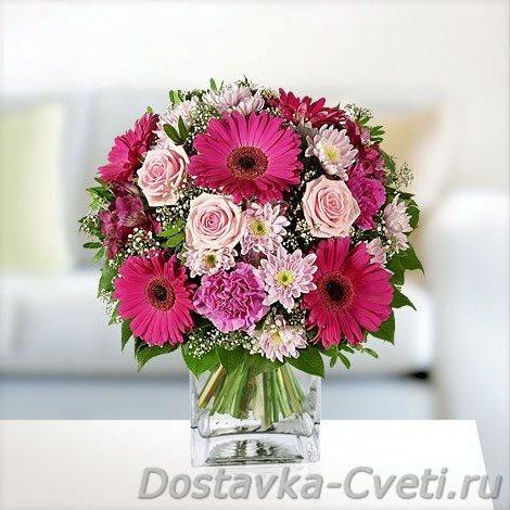 Amf международная доставка цветов