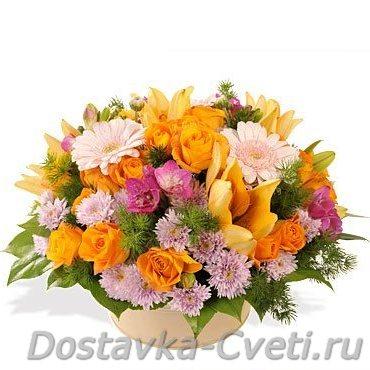Доставка цветов бутово
