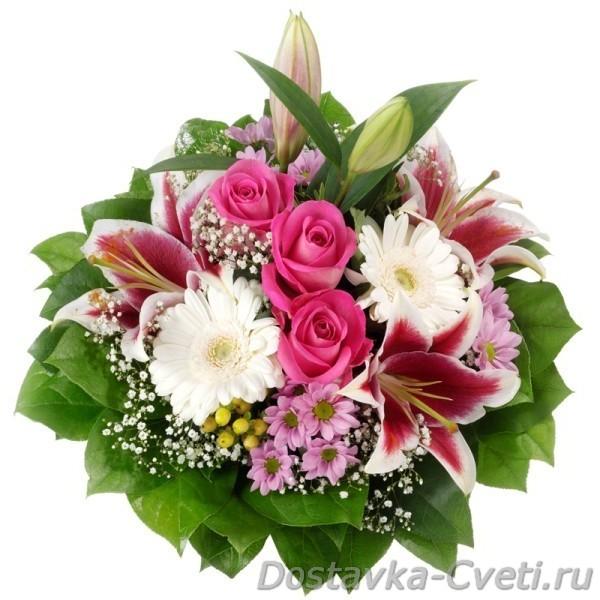 Доставка цветов по москве лилиями искусственные цветы купить в харькове