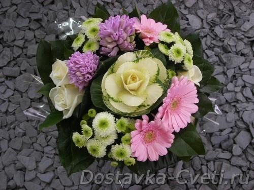Цветы для невесты букет живые цветы 123