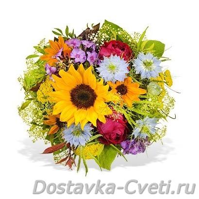 Цветы в офис заказать