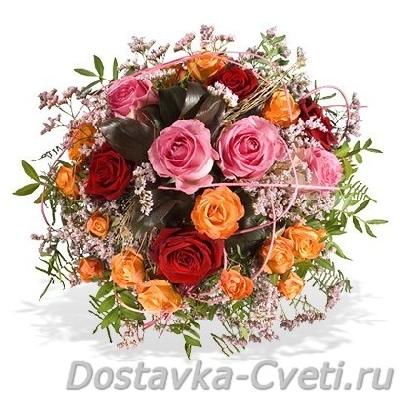 Срочный доставка цветов метровые розы купить в москве