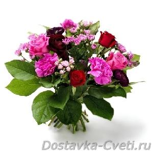 Заказать цветы с доставкой в москве до 1000 — img 14