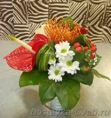Заказать букет цветов с доставкой оранж