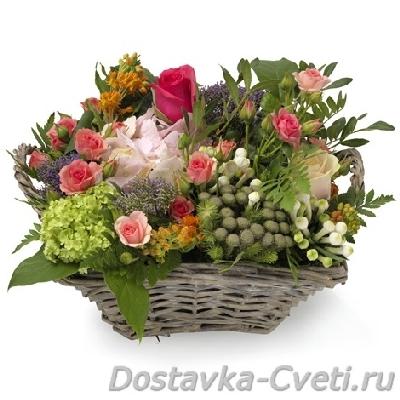Dostavka cveti ru — доставка цветов по москве