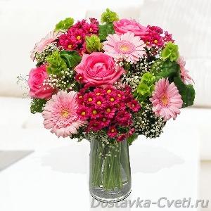 Букет роз свадебный букет из